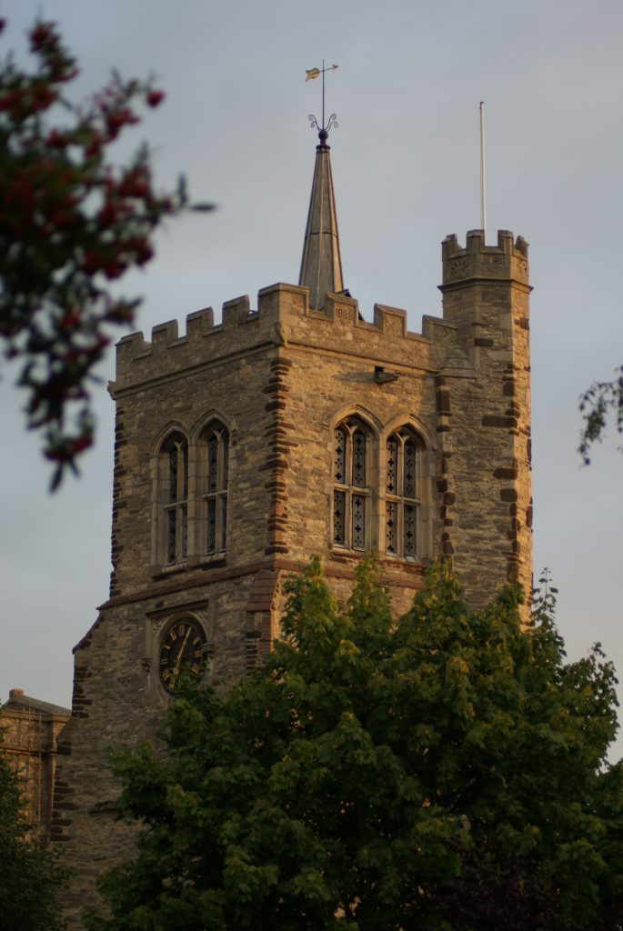 Elstow Abbey Tower