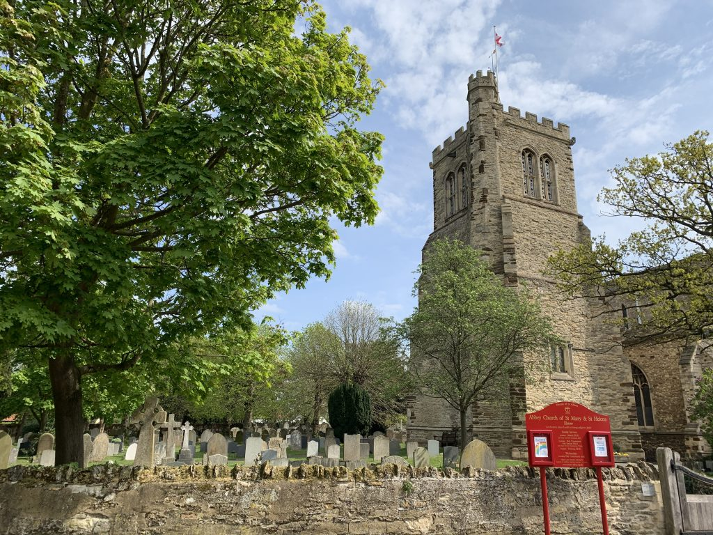 Elstow Abbey Church