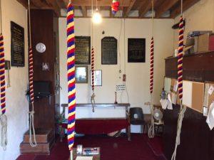 Elstow Abbey bell chamber