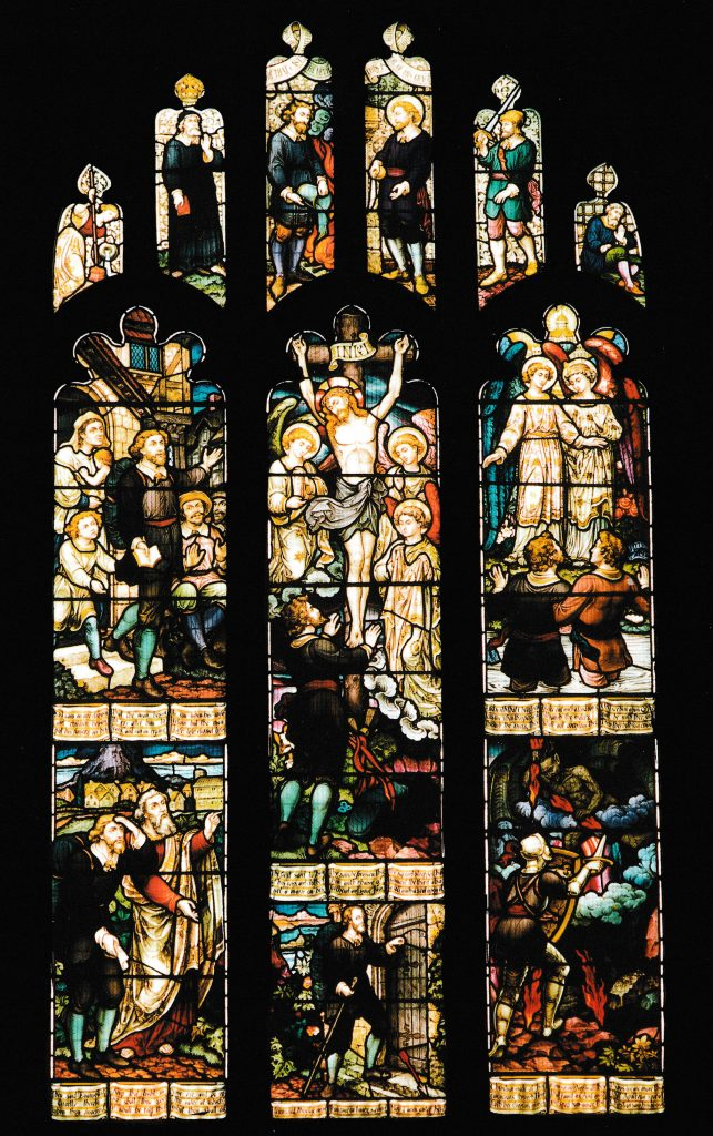 Pilgrim's Progress Window